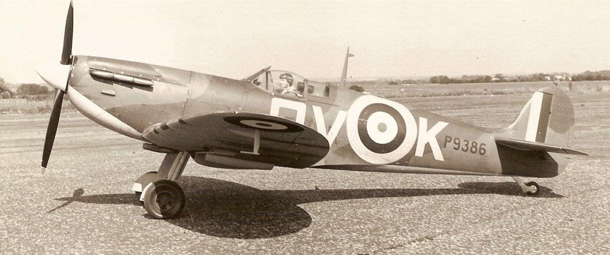 Spitfire Mk 1A - $120 00 : Laser Design Services